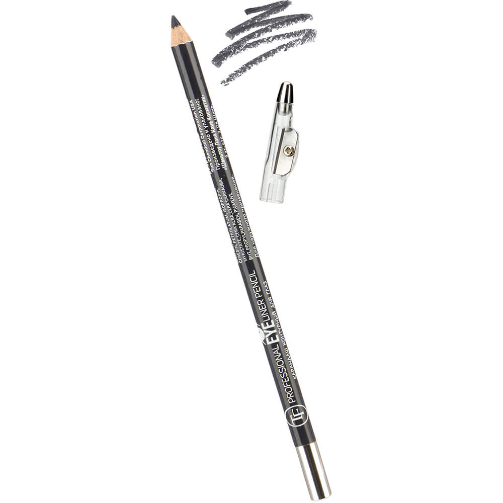 "Карандаш для глаз с точилкой W-207-051C тон №051 ""Professional Lipliner Pencil"" для глаз ""серый"""