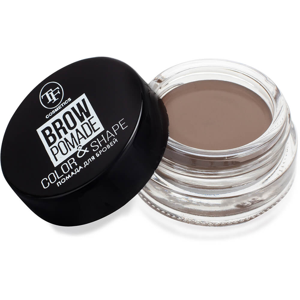 "Помада для бровей ""Brow Pomade"" TEB-06-63C тон 63 milk chocolate/молочный шоколад"