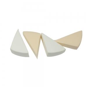 Спонж для макияжа 7104, 4 шт., треугольник
