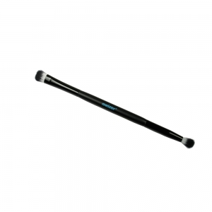 Кисть двухсторонняя кисть для нанесения и растушевки теней  6310 B2