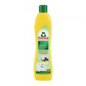 Молочко лимонное абразивное, 0,5л