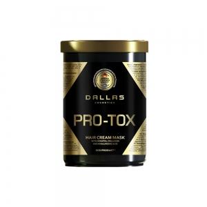 Крем-маска для восстановления структуры волос Hair Pro-Tox с коллаг.и гиал.кисл, 1000мл