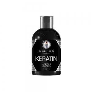 Шампунь для волос Keratin с кератином и молочным протеином, 1000г