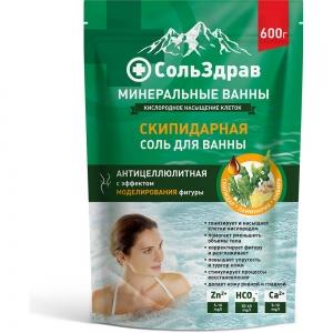 Соль для ванны Скипидарная, 600г