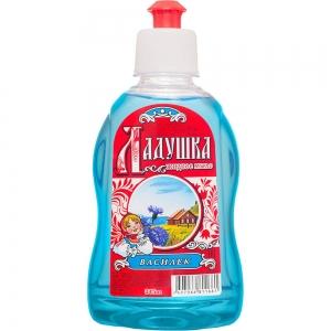 """Жидкое мыло Веста """"Ладушка"""" Василек, 315мл"""