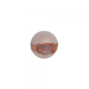 """Соль для ванн Бурлящий шар Happy """"Шоколадное удовольствие"""", 130г п/п (1шт)"""