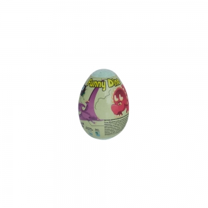 """Соль для ванн Бурлящее яйцо """"Funny dino"""" детское с раст.д, 130г п/п (1шт)"""