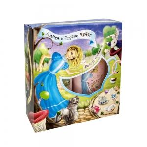 Подарочный набор Алиса в Стране Чудес N 501 Веселое Чаепитие
