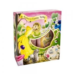 Подарочный набор Алиса в Стране Чудес N 521 Волшебное приключение