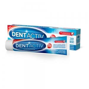 """Зубная паста """"Sparkling whiteness"""", 125г"""