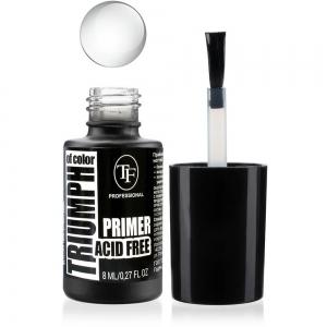 """Праймер для подготовки ногтей к покрытию и моделированию LED/UV """"Triumph of Color"""" PRIMER ACID FREE , 8мл"""