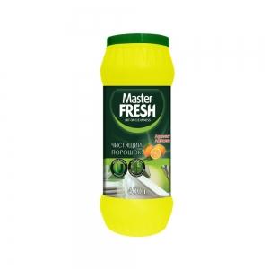 Master FRESH Порошок чистящий c ароматом лимона, 400г