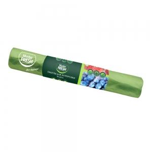 Master FRESH Пакеты д/заморозки (30шт) салатовые с принтом, глянец 20мкм