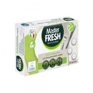 Таблетки для посудомоечной машины ECO в растворимой оболочке (30шт)