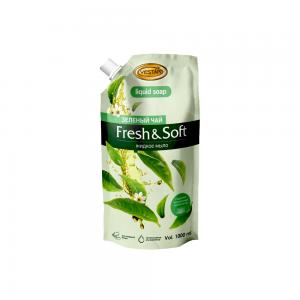 Жидкое мыло Зеленый чай дой-пак 1000мл