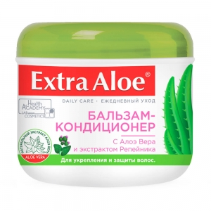 Бальзам-кондиционер для волос Extra Aloe, 500мл
