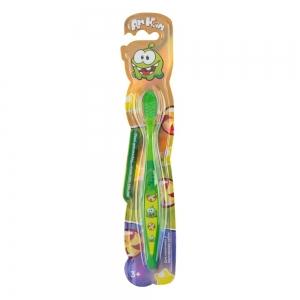 Зубная щетка № 2 детская, с рисунком на ручке