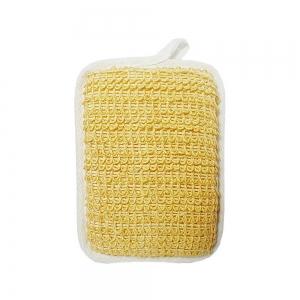 Мочалка натуральная (крапива + хлопок) брус 45464