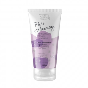 Pure Harmony Крем-гель д/лица кислородный Бережное очищение, 150мл