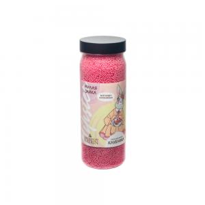 """Соль для ванн """"Хипстер"""" Милая зайка, жемчужины с ароматом клубники, 400г"""