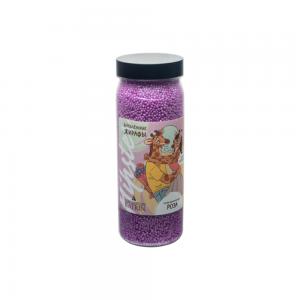 """Соль для ванн """"Хипстер"""" Влюбленные жирафы, жемчужины с ароматом розы, 400г"""