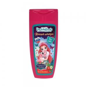 Шампунь для волос с ароматом Клубника, 250мл