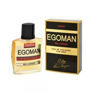 Одеколон Egoman Millioner, 60мл