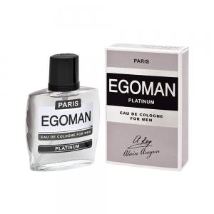 Одеколон Egoman Platinum, 60мл