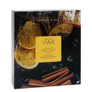 """Подарочный набор Organic Wave """"Orange & Cinnamon"""" апельсин и корица"""