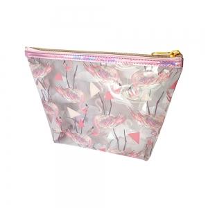 Косметичка Фламинго трапеция, 44152