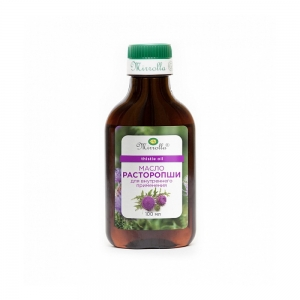 Раст.пищевое масло Расторопши, 100мл