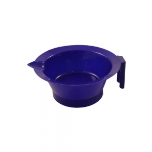 Ванночка для окраски волос цвет ультрамарин 306004