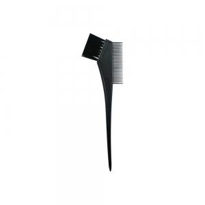 Кисть для окраски волос 30мм, черная 301001