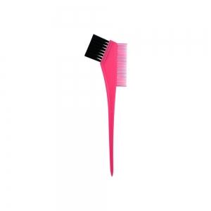 Кисть для окраски волос 30мм, розовая 301002