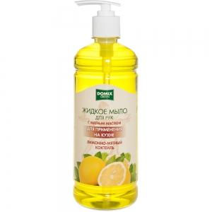 Жидкое мыло для применения на кухне Лимонно-мятный коктейль, 700мл