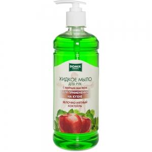 Жидкое мыло для применения на кухне Яблочно-мятный коктейль, 700мл