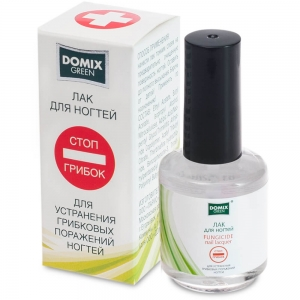 Лак для ногтей Стоп Грибок Для устранения грибковых поражений ногтей, 17мл