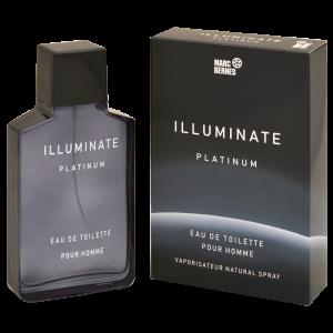 Туалетная вода Illuminate Platinum для мужчин, 100ml