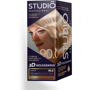 Стойкая краска для волос Саванна 90.0