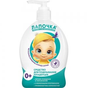 Средство для подмывания младенцев ЛАПОЧКА, 300мл