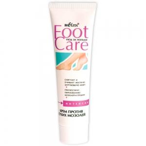 Foot Care Крем против сухих мозолей 100мл