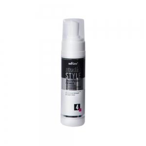 Studio Style Экспресс-пенка для укладки волос с кератином ССФ, 220мл