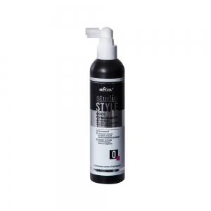 Studio Style Блеск-термозащита двухфазная для сухих, поврежденных и тусклых волос, 250мл