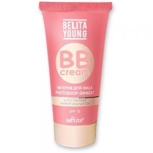 Belita Young д.молодой кожи BB крем для лица, 30мл тб