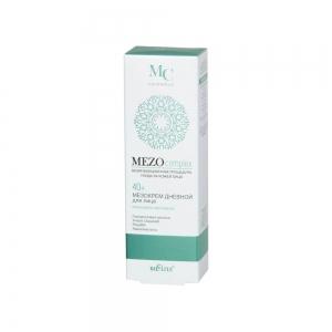 MEZOcomplex Крем дневной для лица 40+ Интенсивное омоложение, 50мл