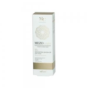 MEZOcomplex Крем дневной для лица 50+ Комплексное омоложение, 50мл