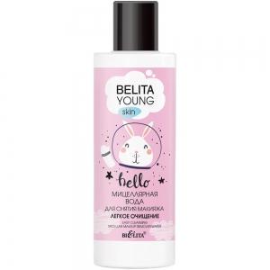 Мицеллярная вода Belita Young Skin Легкое очищение, 150мл