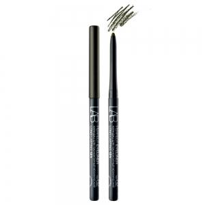 Карандаш для глаз LAB Perfect Eyeliner тон 02 темно-коричневый с легким шиммером, контурный, механический