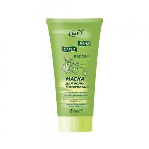 Баня, сауна, массаж  Маска для волос Питательная 200мл (4719)