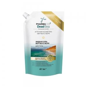 PHARMACos Dead Sea Жидкая соль Мертвого моря для ванны, 170мл